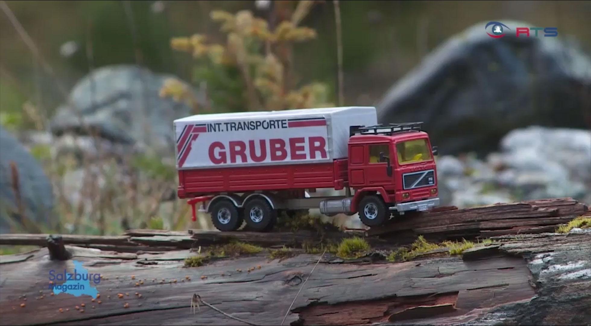 Gruber-Transporte Lungau von RTS Salzburg