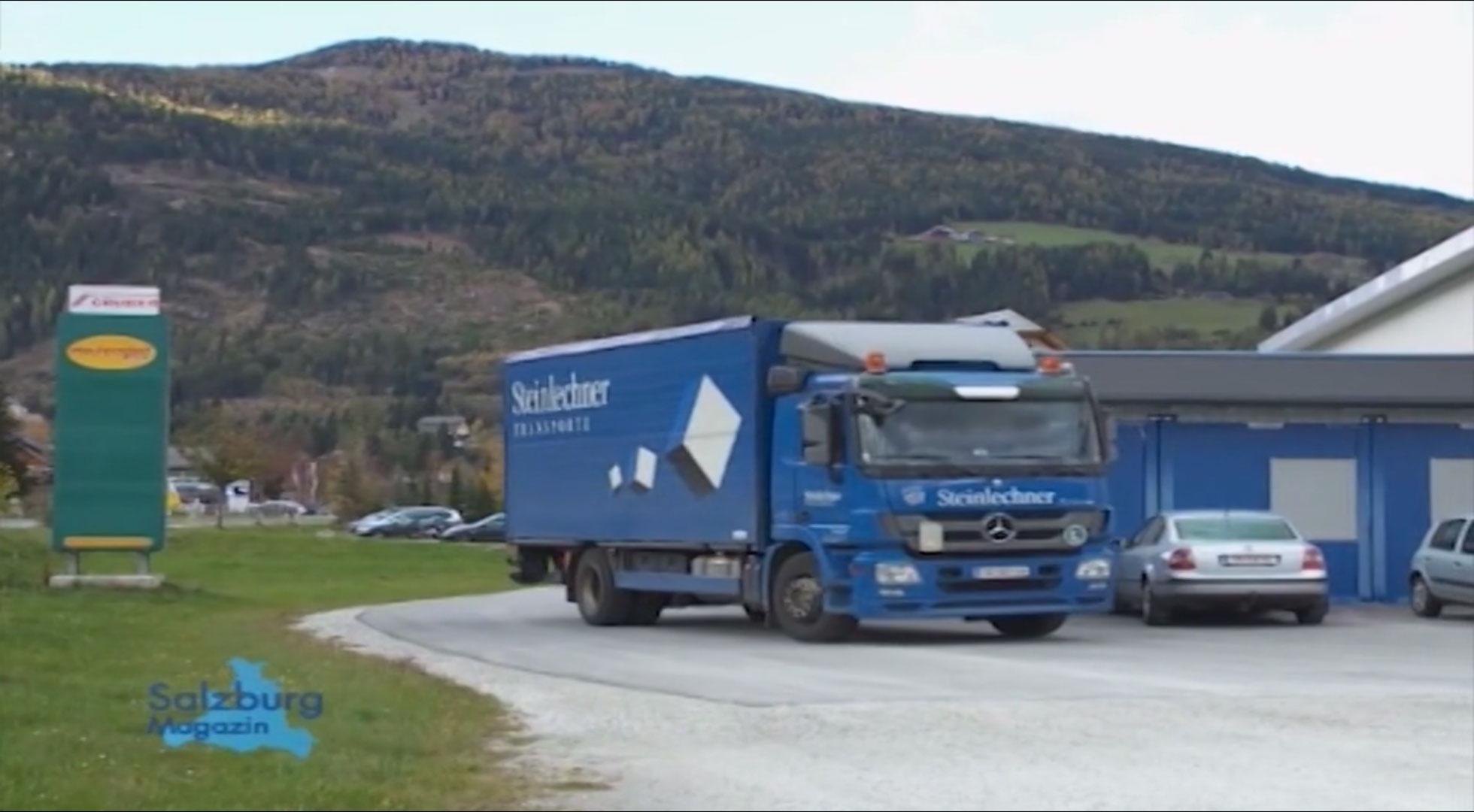 Steinlechner-Transporte Lungau von RTS Salzburg